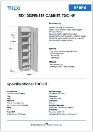 Produktblad-TDC-HF